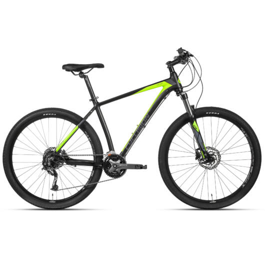 """Cyclision Corph 5 27.5"""" S-425mm-16,7""""MK-I Midnight Lime"""