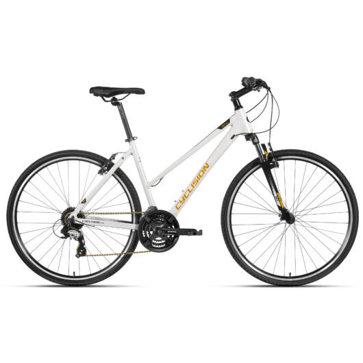 "Cyclision Zodya 6 MK-I S-430MM-17"" Supreme White"