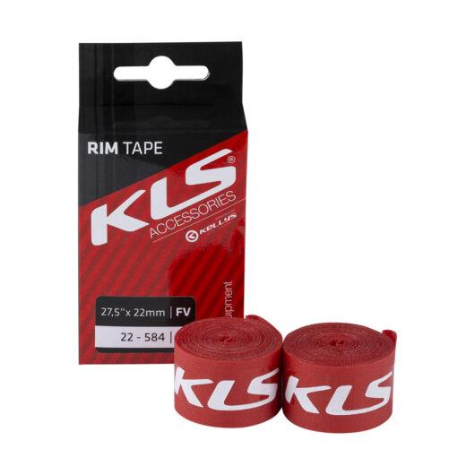 Rim tape KLS KLS 27,5 x 22mm (22 - 584), FV
