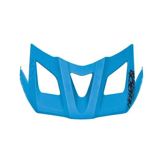 Spare visor for helmet RAZOR ocean blue S/M