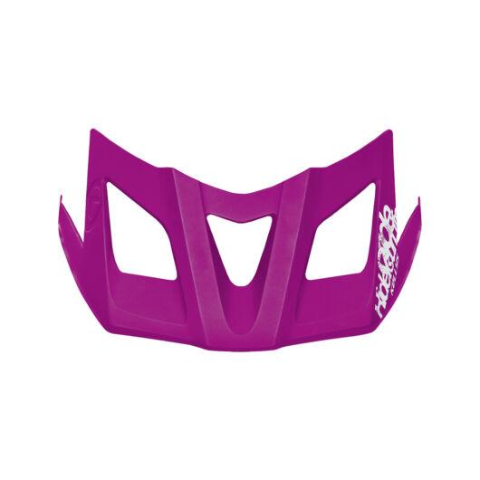 Spare visor for helmet RAZOR candy pink S/M