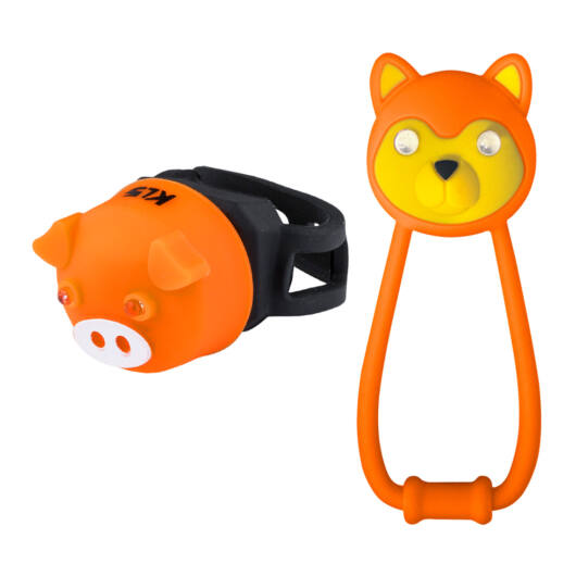 Lámpa szett KLS ANIMAL, orange