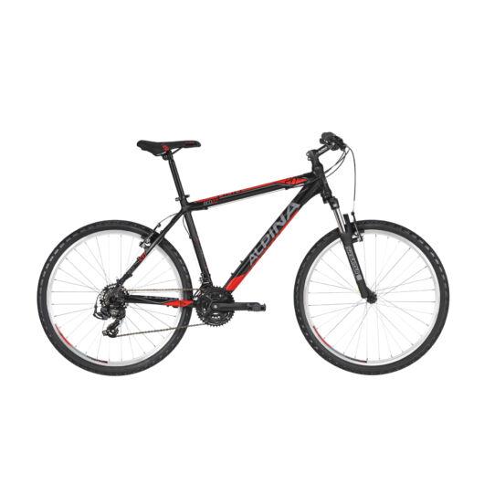 Alpina ECO M20 black'n'red kerékpár 475mm (M)