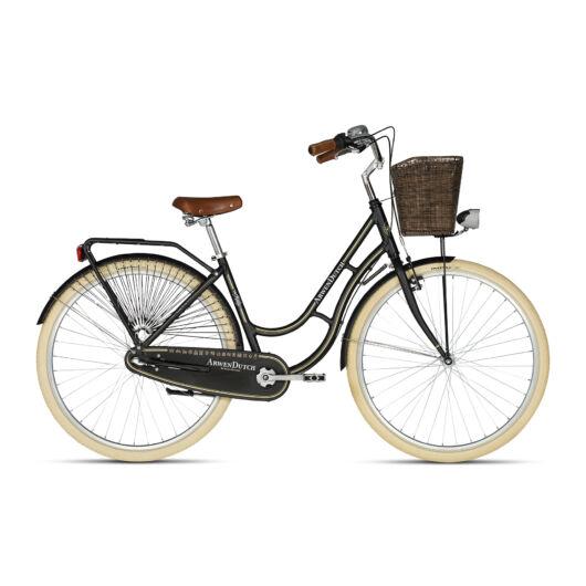 Kellys ARWEN DUTCH Black kerékpár
