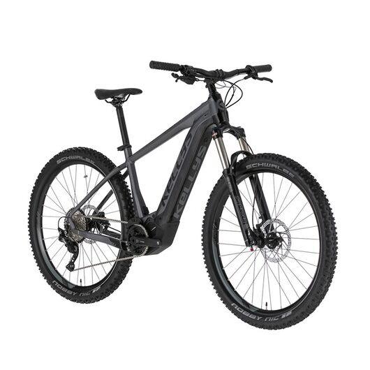 """Kellys TYGON 50 black 630wh 27,5"""" 2020 kerékpár"""
