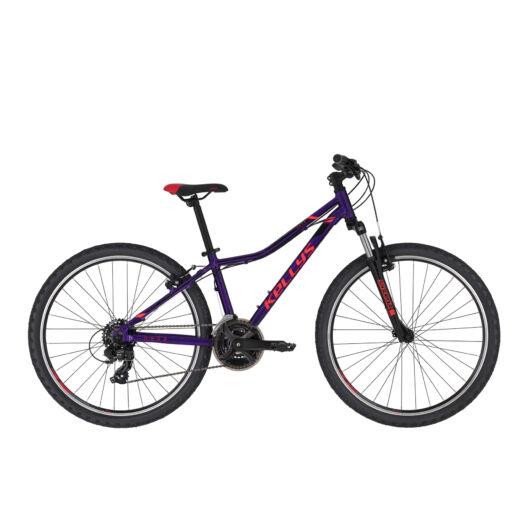"""Kellys NAGA 70 Purple 26"""" 2020 kerékpár"""