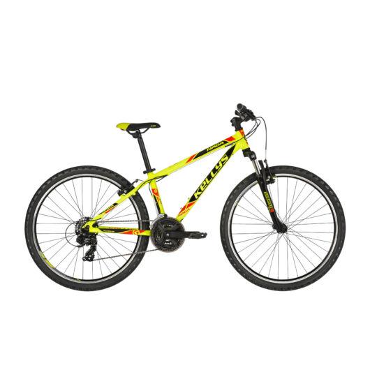 """Kellys NAGA 70 Neon Lime 26"""" 2020 kerékpár"""