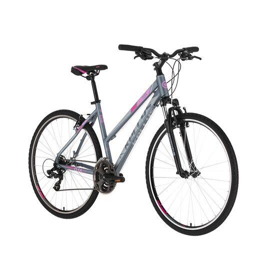 Kellys CLEA 10 Grey Pink 2021 kerékpár