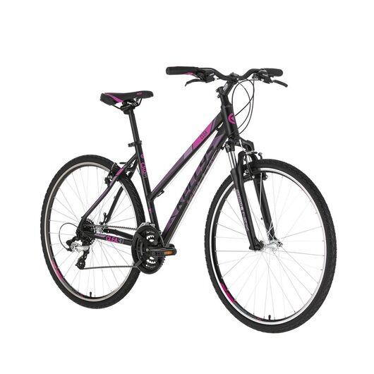 Kellys CLEA 30 Black Pink 2021 kerékpár