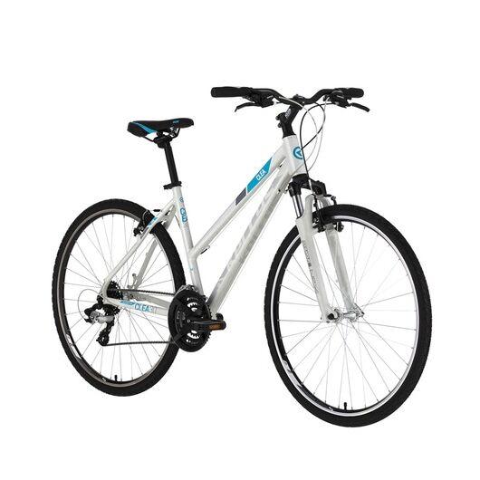 Kellys CLEA 30 White 2021 kerékpár