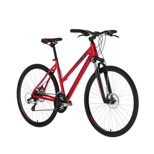 Kellys CLEA 70 Red 2021 kerékpár