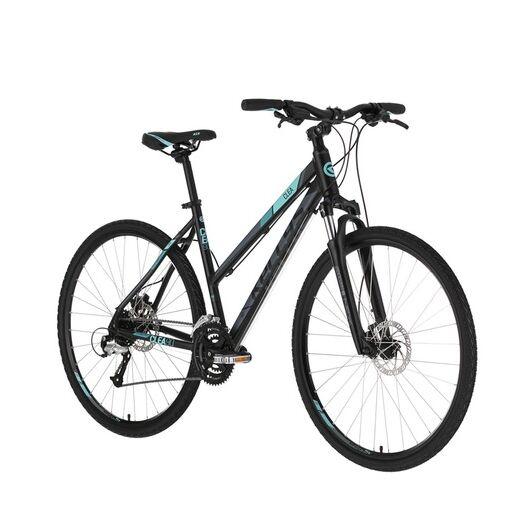 Kellys CLEA 90 Black Aqua 2021 kerékpár