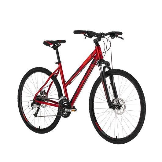 Kellys CLEA 90 Dark Red 2021 kerékpár