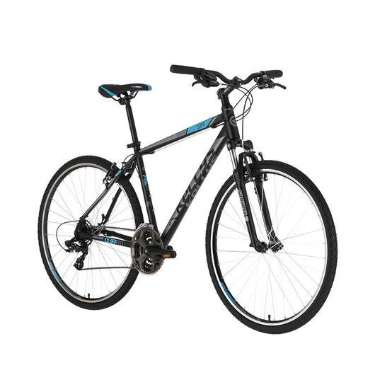 Kellys CLIFF 10 Black Blue 2021 kerékpár