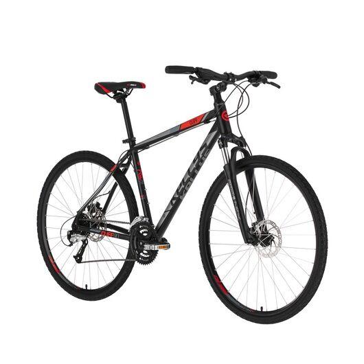 Kellys CLIFF 90 Black Red 2021 kerékpár