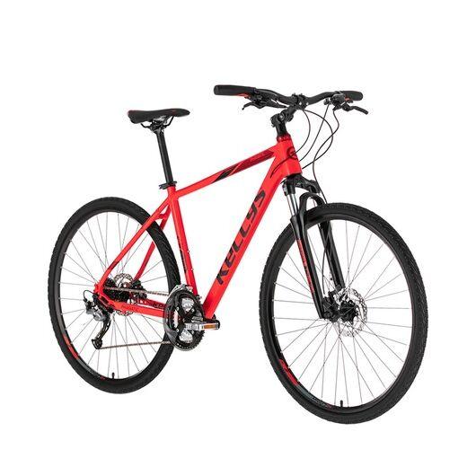 Kellys PHANATIC 10 Red 2021 kerékpár