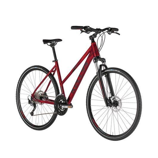 Kellys PHEEBE 30 Dark Red 2021 kerékpár
