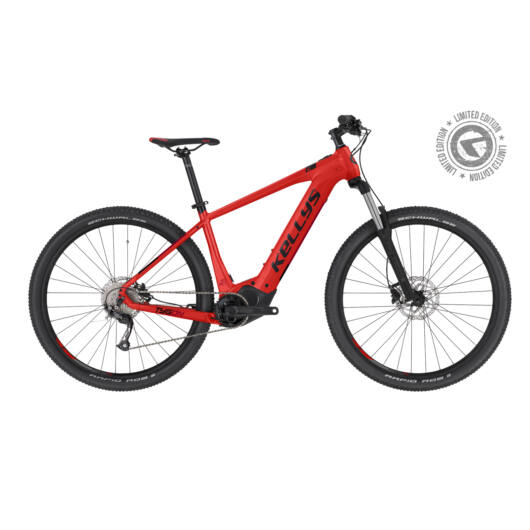 "Kellys TYGON 10 Red 29"" 2020 ebike"