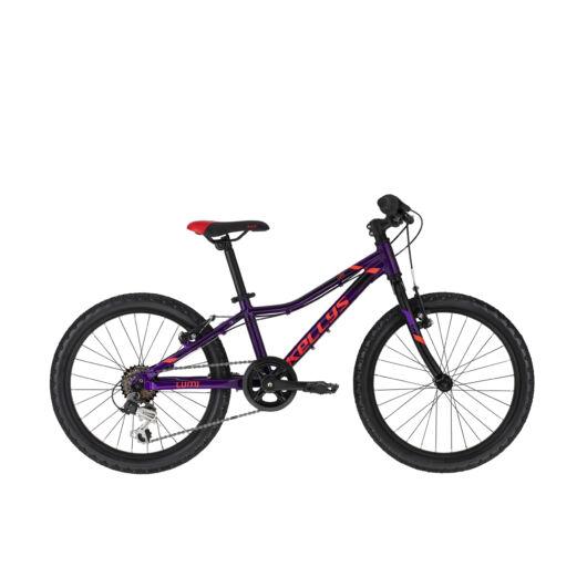 Kellys LUMI 30 purple kerékpár