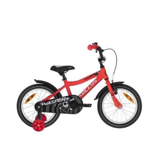 """Kellys WASPER 16"""" piros kerékpár"""