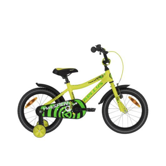 """Kellys WASPER 16"""" sárga kerékpár"""