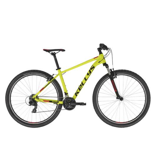Kellys SPIDER 10 Neon Yellow; M; 29; 2021 kerékpár