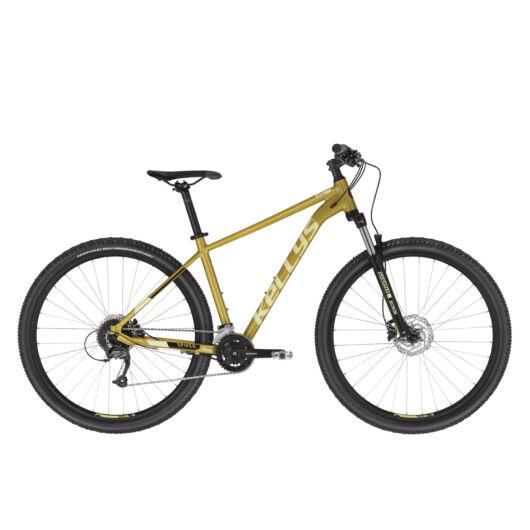 """KELLYS Spider 70 Yellow L 29""""2021 kerékpár"""