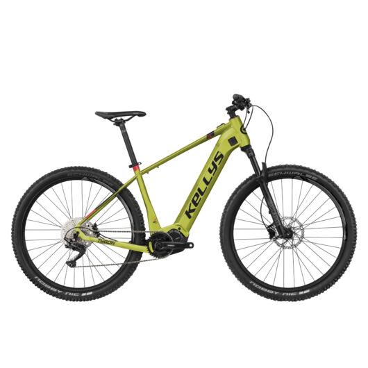 """Kellys Tygon R50 Lime 29"""" 2021 kerékpár"""