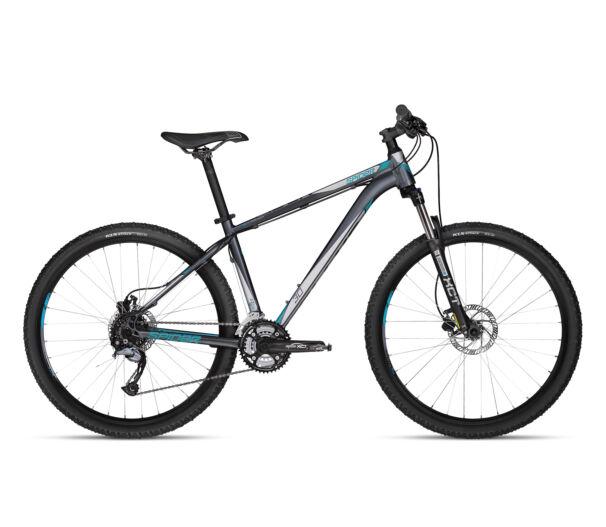 """Kellys SPIDER 30 GREY 27.5"""" 2018 kerékpár S"""