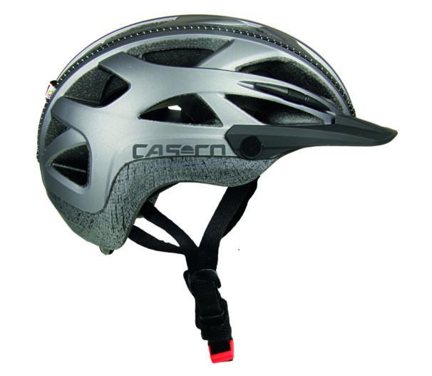 Casco Activ 2 U Anthrazite L (58-62cm) kerékpáros fejvédő
