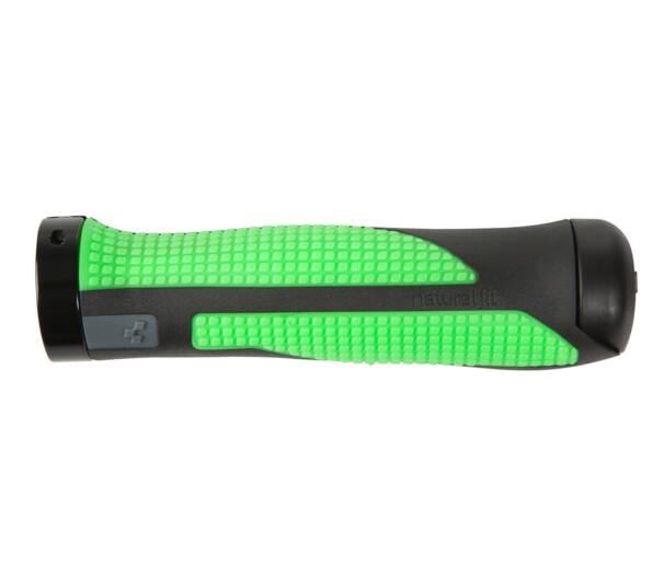 Cube Natural Fit Race fekete/lime markolat