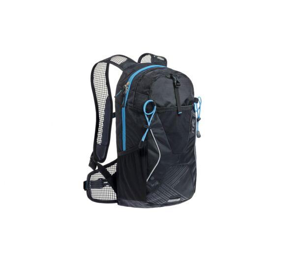 Cube Pure 11 fekete/kék kerékpáros hátizsák