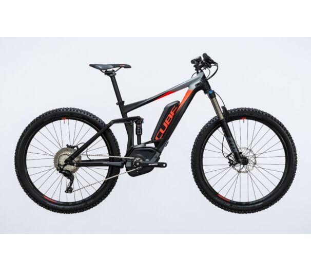 Cube Stereo Hybrid 140 HPA PRO 500 17 2017 kerékpár