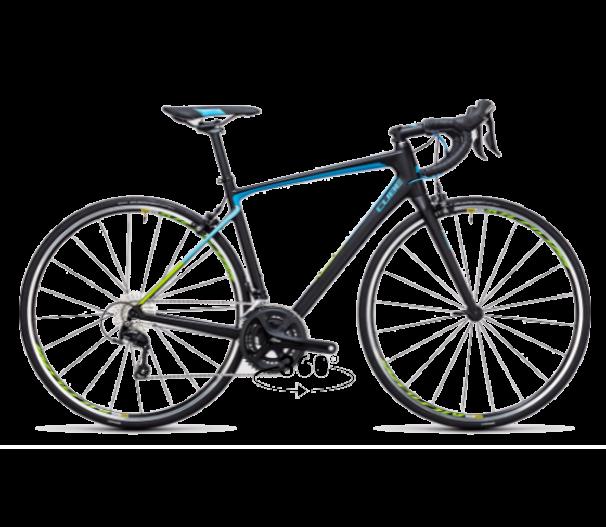 Cube Axial WLS GTC PRO kerékpár