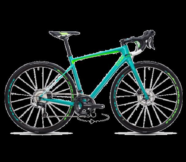 Cube Axial WLS GTC SL kerékpár