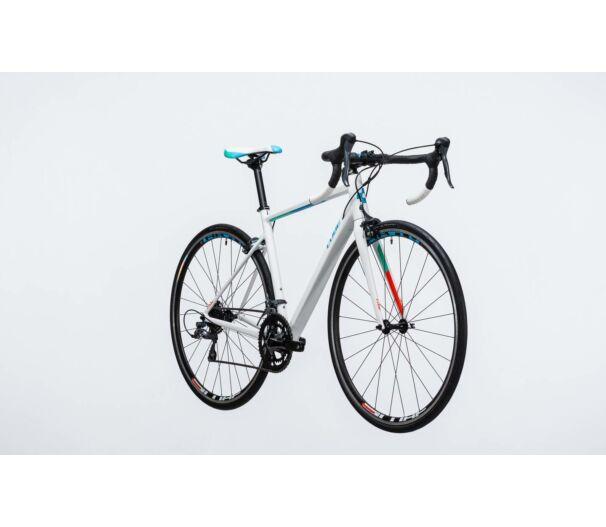 Cube Axial WLS white´n´reefblue 2017 kerékpár