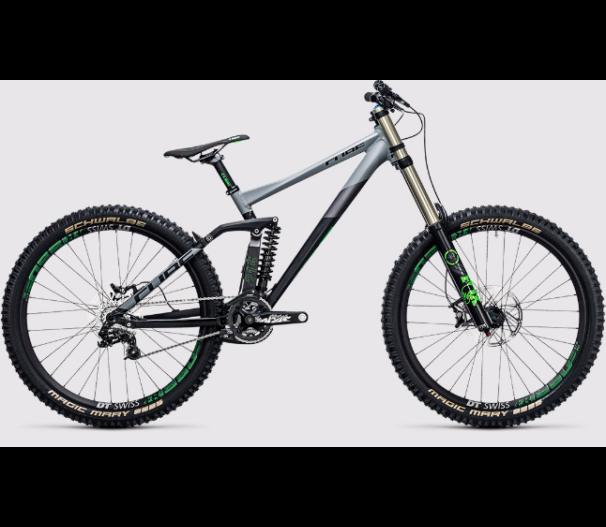 TWO15 HPA kerékpár