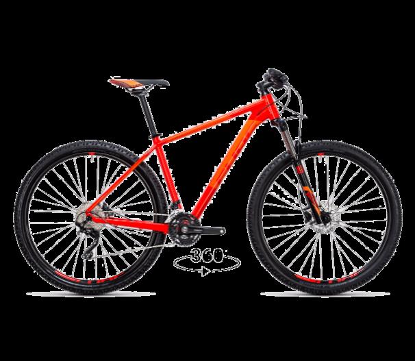 Cube Attention 2017 kerékpár