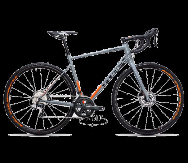 Cube Attain Race Disc kerékpár