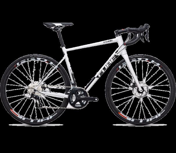 Cube Attain Pro Disc 2017 kerékpár