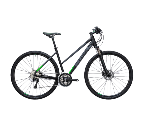 835000 Cube Cross Lady 2017 kerékpár