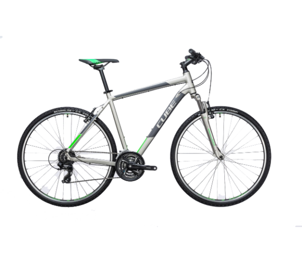 831001 Cube Curve 2017 kerékpár