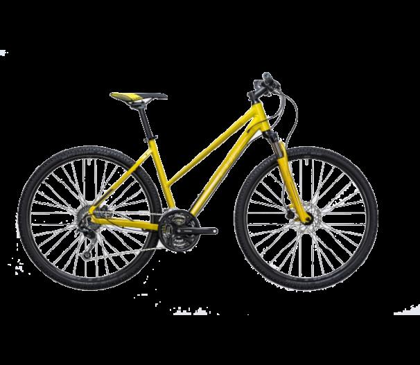 832001 Cube Curve Lady 2017 kerékpár