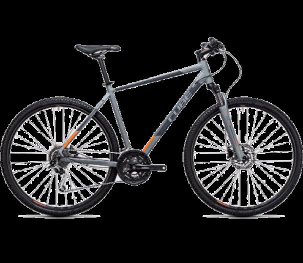 838001 Cube Nature 2017 kerékpár