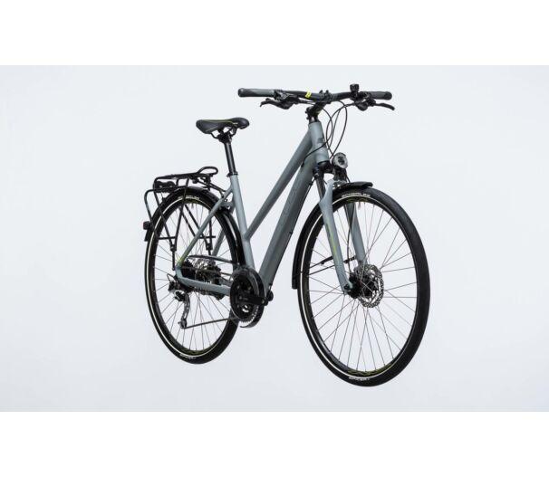 Cube Touring Exc Lady grey´n´lime 2017 kerékpár