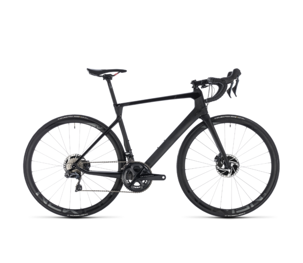 178400  CUBE AGREE C:62 SLT DISC CARBON´N´BLACK 2018 53 CM 2018 kerékpár