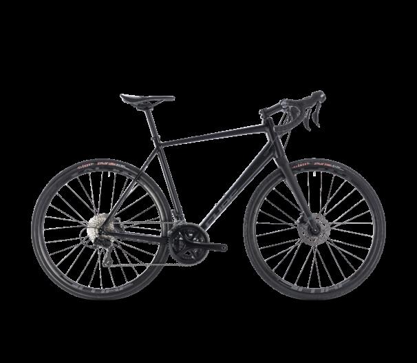 180100  CUBE NUROAD PRO BLACK´N´GREY 2018 50 CM 2018 kerékpár