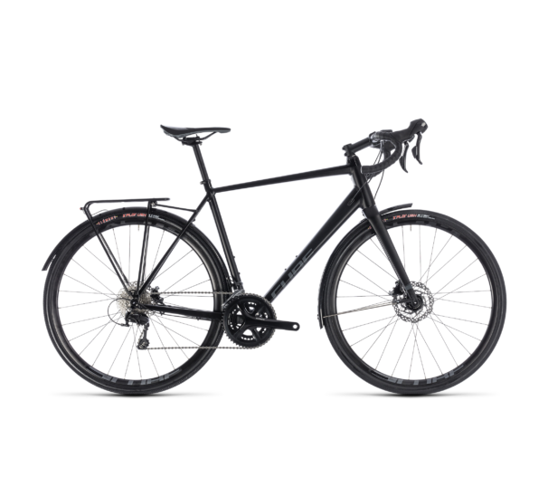180200  CUBE NUROAD EXC BLACK´N´GREY 2018 50 CM 2018 kerékpár