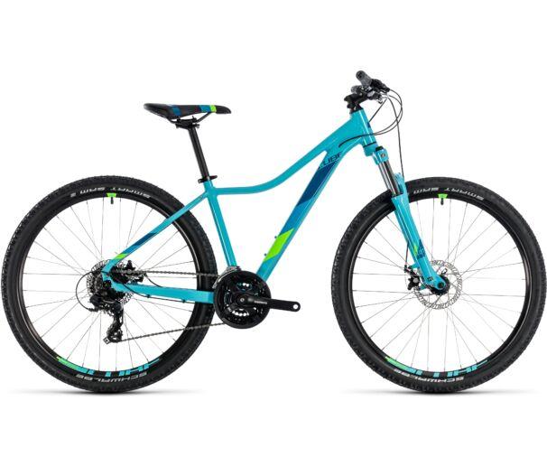 Cube Access WS Aqua'n'Green 2018 kerékpár