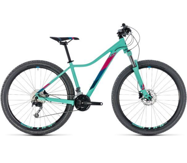 Cube Access WS 27,5 2018 grey'n'orange 2018 kerékpár